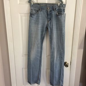 American Eagle Jeans straight 32/36